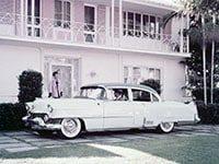 Cadillac 62 60 Special 1954-1956