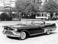 Cadillac 62 60 Special 1956-1957