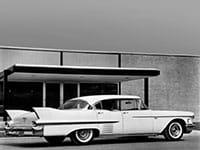 Cadillac 62 60 Special 1957-1958