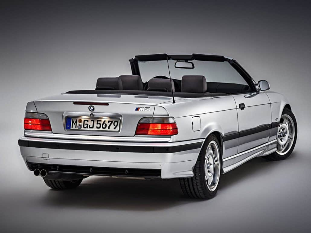 bmw e36 cabriolet histoire et fiche technique auto forever. Black Bedroom Furniture Sets. Home Design Ideas