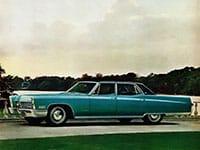 Cadillac Calais/ de Ville/ Fleetwood 1966-1968