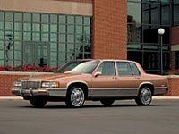 Cadillac de Ville/ Fleetwood 1984-1993