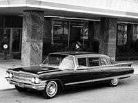 Cadillac Fleetwood 75 1958-1965