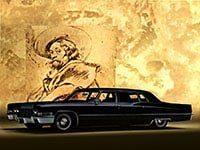 Cadillac Fleetwood 75 1968-1970