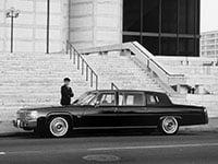 Cadillac Fleetwood 75 1976-1984
