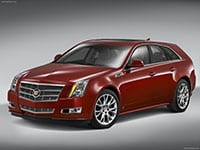 Cadillac CTS Sport Wagon 2008-2014