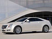 Cadillac CTS Coupé 2009-2014