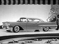 Cadillac Sixty-Two/ Eldorado Seville 1956-1957