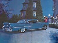 Cadillac Sixty-Two 1957-1958