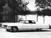 Cadillac Calais/ de Ville 1964-1966