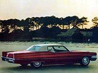 Cadillac Calais/ de Ville 1968-1970