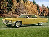 Cadillac Calais/ de Ville 1970-1976