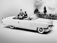 Cadillac Sixty-Two/ Eldorado 1954-1956