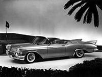 Cadillac Sixty-Two/ Eldorado Biarritz 1956-1957