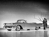 Cadillac Eldorado Biarritz 1957-1958