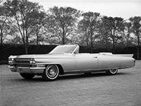 Cadillac Sixty-Two/ de Ville/ Fleetwood Eldorado 1962-1964