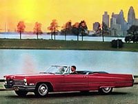 Cadillac de Ville 1966-1968