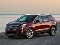 Cadillac XT5 depuis 2015