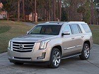 Cadillac Escalade depuis 2014