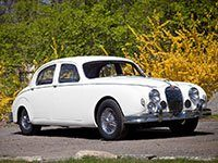 Jaguar Mark I 1955-1959