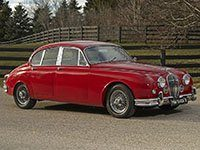 Jaguar Mark II-240-340 1959-1969