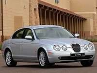 Jaguar S-Type 1998-2007
