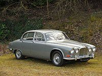 Jaguar 420 1966-1968