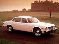 Jaguar XJ Series II 1973-1979