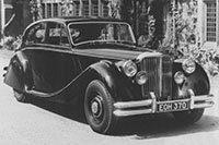 Jaguar Mk V Saloon 1949-1951