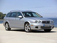 Jaguar X-Type Estate 2004-2009