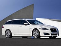 Jaguar XF X250 Estate 2012-2015