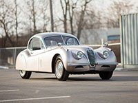 Jaguar XK120 Coupé 1951-1954