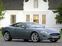 Jaguar XK X150 2005-2014
