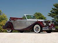 Jaguar Mk V Drophead Coupe 1949-1951