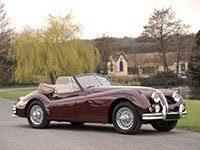 Jaguar XK140 Drophead Coupe 1954-1957
