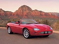 Jaguar XK X100 Convertible 1996-2005