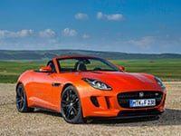 Jaguar F-Type Roadster depuis 2012