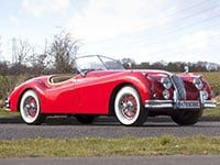 Jaguar XK140 Roadster 1954-1956