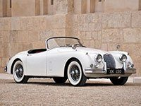 Jaguar XK150 Roadster 1958-1961