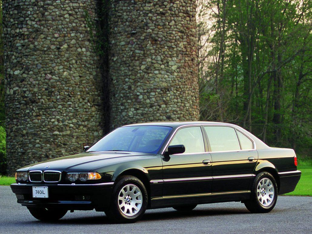 Bmw Serie 7 E38 Toutes Les Versions Auto Forever
