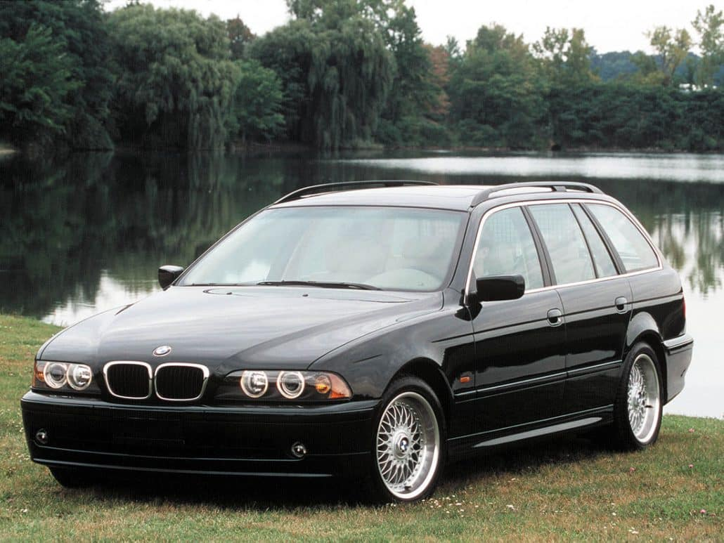 bmw s rie 5 e39 touring histoire et fiche technique auto forever. Black Bedroom Furniture Sets. Home Design Ideas
