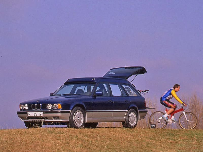 BMW Série 5 E34 Touring : toutes les versions | Auto Forever