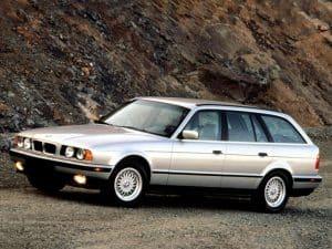 BMW Série 5 Touring E34 US V8 1992-1996 - photo BMW
