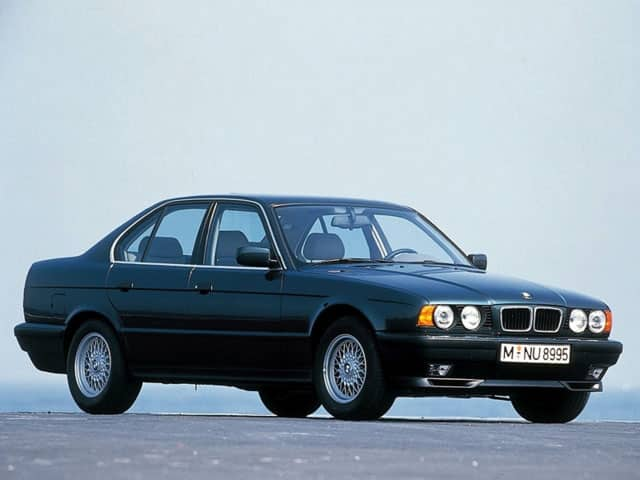 BMW Série 5 E34 540i 1992-1996 - photo BMW