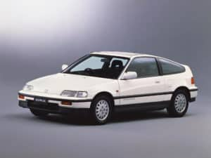 Honda Civic CRX 1987-1991