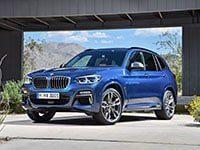 BMW X3 Depuis 2017