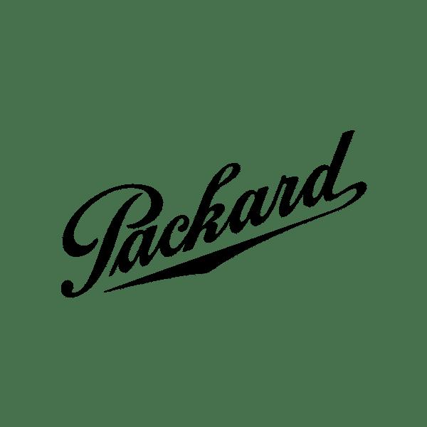 Tous les modèles du constructeur Packard