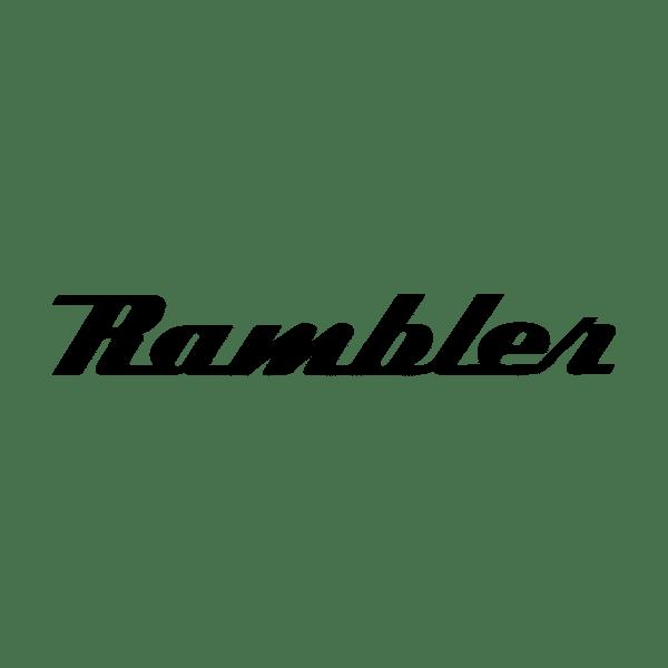 Tous les modèles du constructeur Rambler