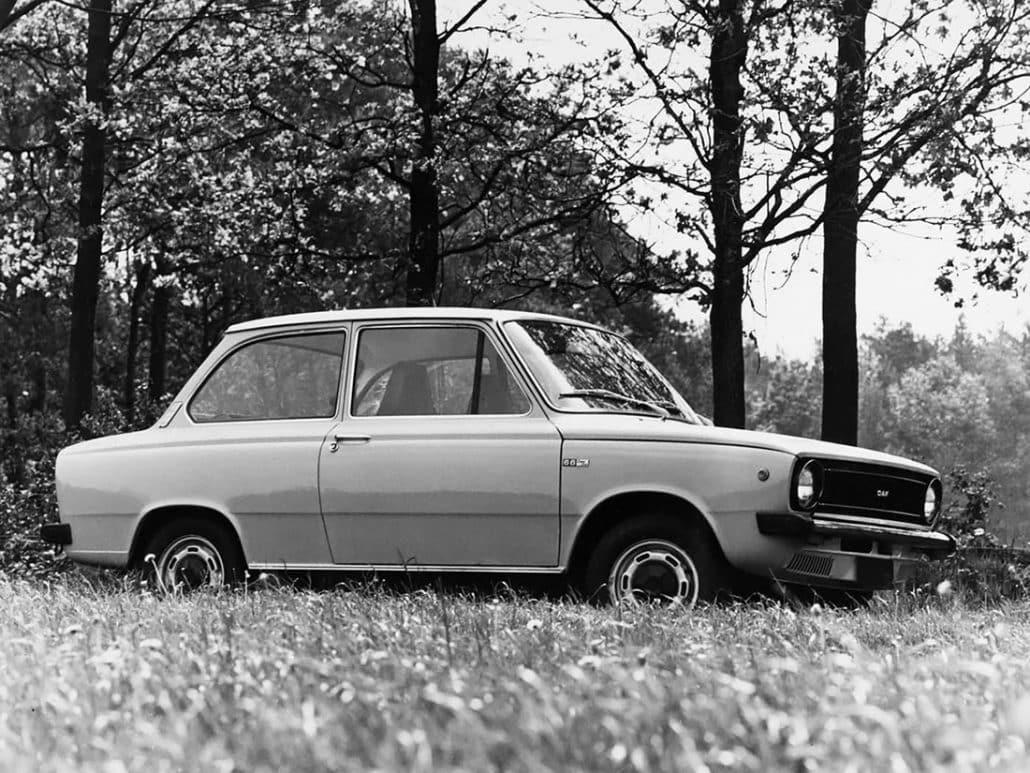 Daf 66 SL 1973-1975 vue AV - photo Daf