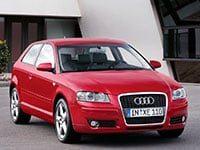 Audi A3 8P 2003 - 2012